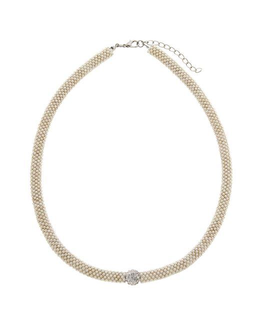 John Lewis | Metallic Effervescent Glass Necklace | Lyst