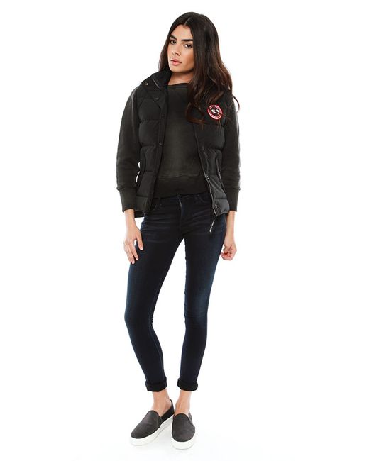 Canada Goose hats sale cheap - Canada goose Freestyle Vest in White (Silverbirch) | Lyst