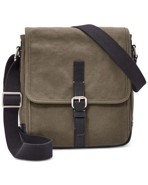 New Vintage Fossil Morgan Crossbody Shoulder Bag Leather Messenger Womens Purse $188 | EBay