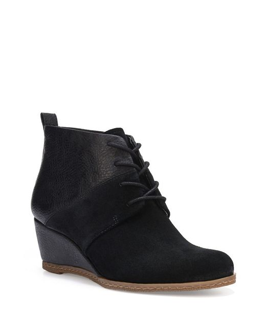 Franco Sarto | Black Majesta Leather Knee-High Boots | Lyst