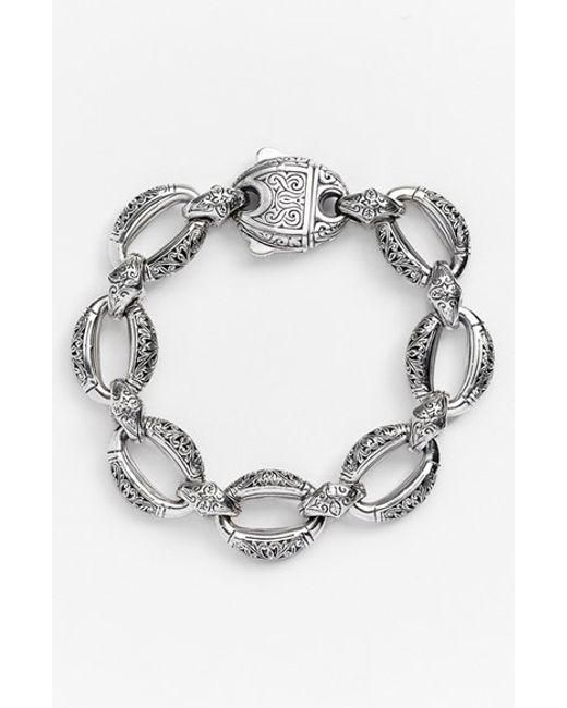 Konstantino | Metallic 'classics - Daphne' Link Bracelet | Lyst