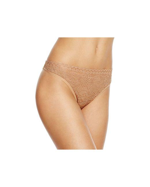 La Perla | Beige Rosa Brazilian Bikini #lpd0020295 | Lyst