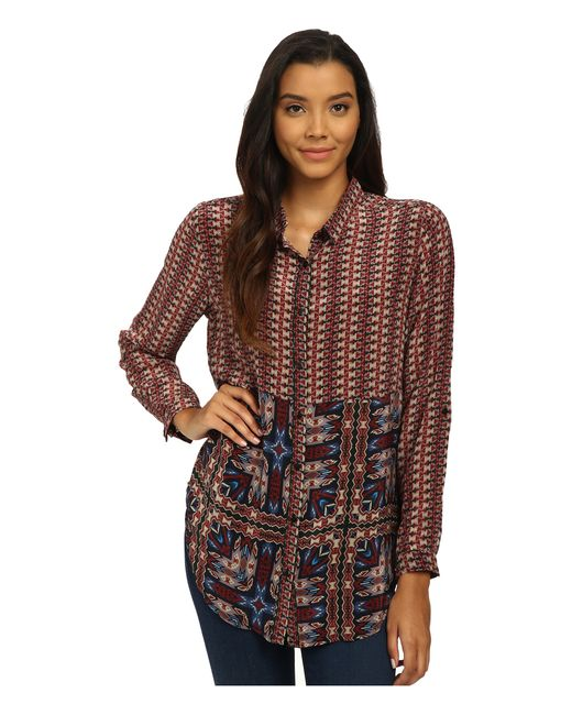 Tolani | Multicolor Evelyn Top | Lyst