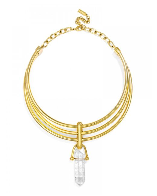 BaubleBar | Metallic Occult Collar | Lyst