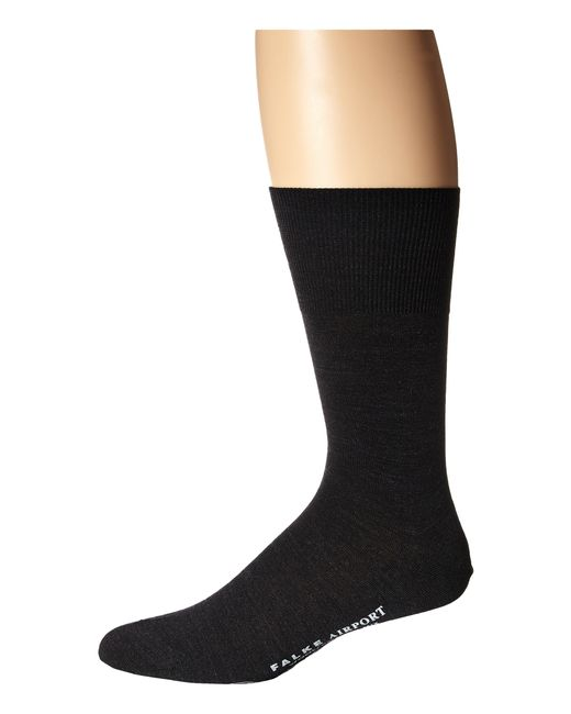 Falke   Gray Airport Crew Socks for Men   Lyst
