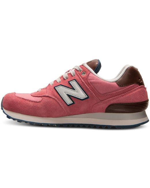 New Balance Women39s 574 Beach Cruiser Casual Sneakers From Finish Line In