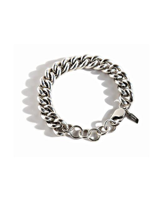 Loren Stewart | Metallic Sterling Silver Xl Chain Bracelet | Lyst
