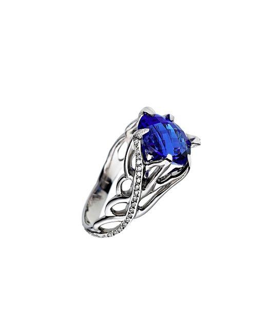 Ana De Costa | Blue Mystical Tarot Ring | Lyst