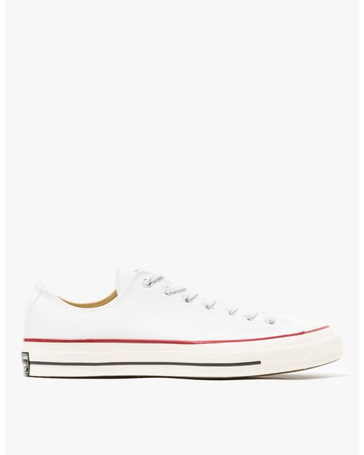 Converse | White 'all Star' Sneakers for Men | Lyst