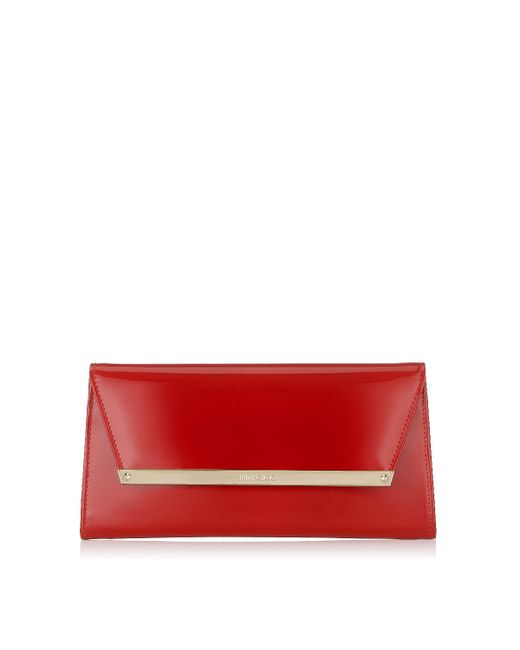 Jimmy Choo | Red Margot | Lyst