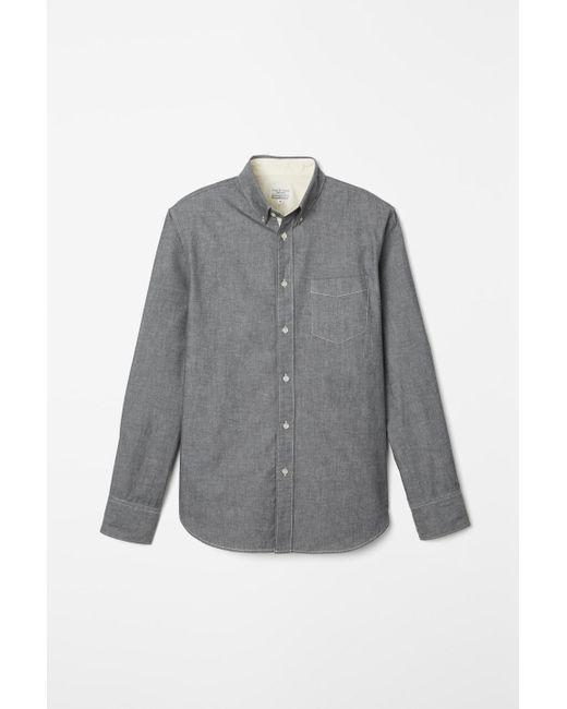 Rag & Bone | Black Standard Issue Shirt for Men | Lyst