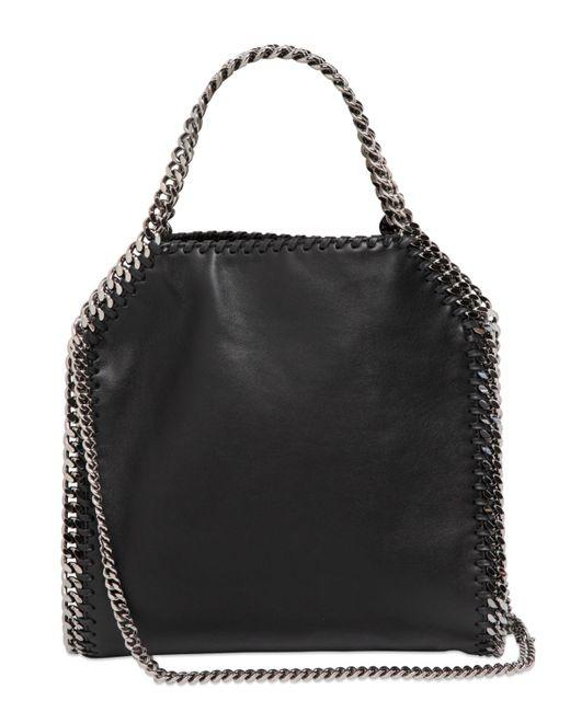 251d54530c Stella Mccartney Falabella Shoulder Bag In Black