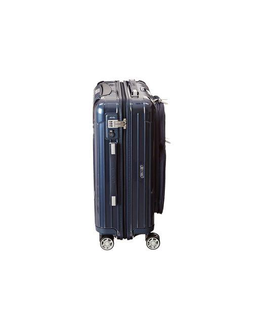 Rimowa salsa deluxe hybrid 21 cabin multiwheel in blue for Salsa deluxe cabin multiwheel