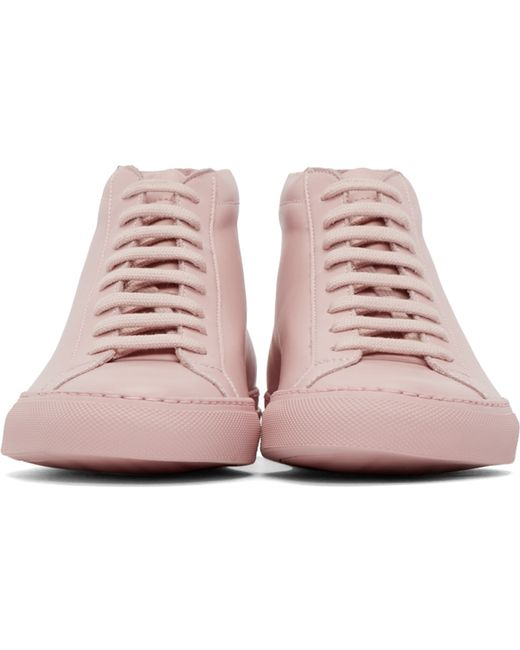 common projects achilles mid Common project's premiere and most iconic model, the achilles is a luxury utility  model military inspired shape and durability with italian   nomad toronto.