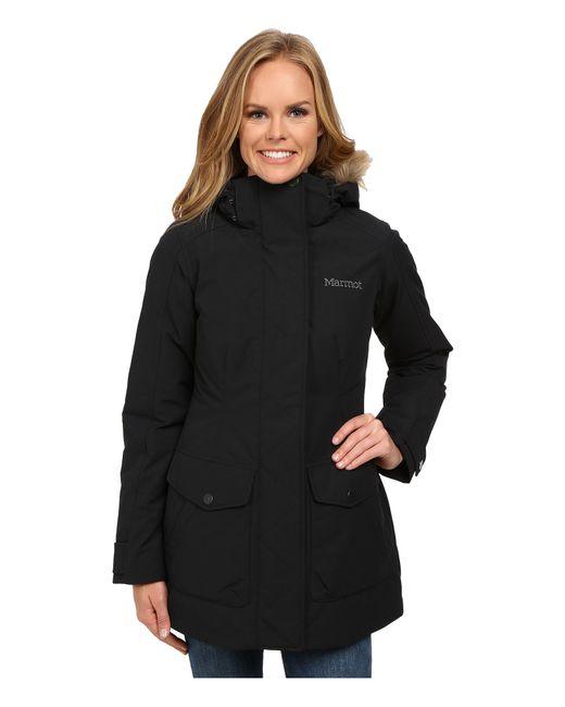 Marmot | Black Geneva Jacket | Lyst