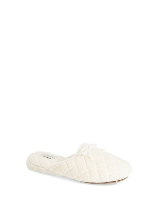 Patricia Green | Natural 'chloe' Slipper | Lyst