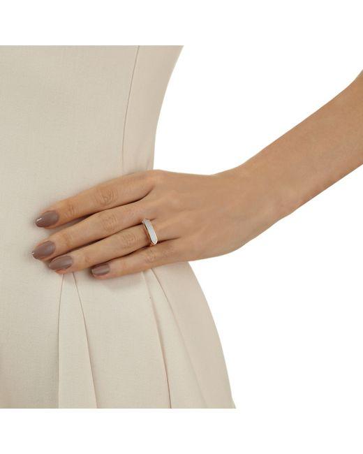 Monica Vinader | Metallic Baja Ring | Lyst