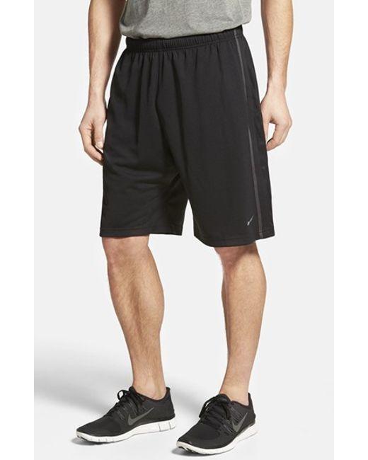 Nike | Black 'epic' Dri-fit Shorts for Men | Lyst