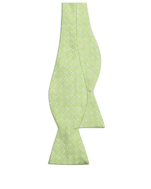Brooks Brothers | Green Flower And Pine Bow Tie for Men | Lyst