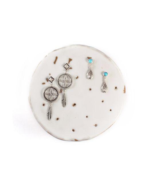 pamela love ceramic earring plate in multicolor lyst. Black Bedroom Furniture Sets. Home Design Ideas