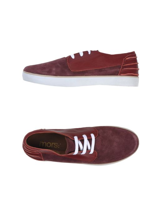 Mors | Purple Low-tops & Trainers for Men | Lyst