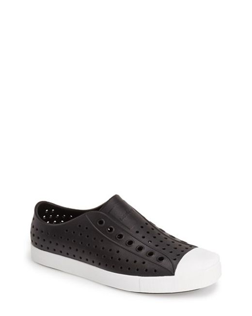 Native Shoes | Black 'jefferson' Slip-on for Men | Lyst