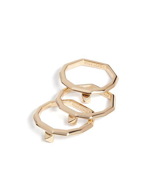 Eddie Borgo Mens Ring