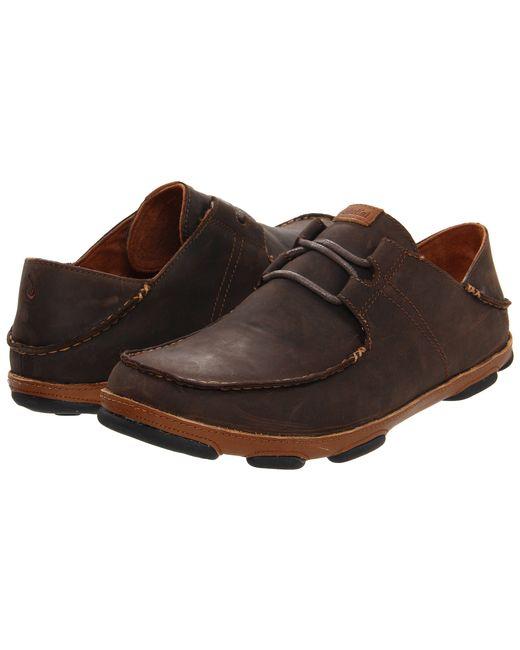 Olukai Shoes Ohana Lace Up