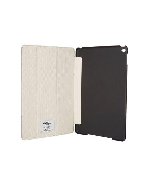 Knomo   Black Air 2 Leather Folio   Lyst