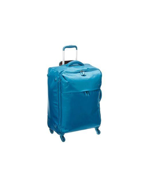 """Lipault   Blue Original Plume 25"""" Spinner   Lyst"""