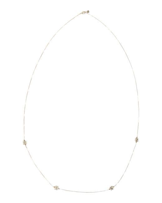 Fendi | Metallic Necklace | Lyst