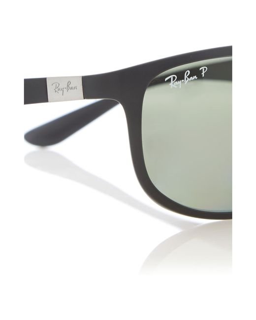 4515e5d4c3 Ray Ban 8307 001 Amazon Smiles « Heritage Malta Ray Ban Carbon Fibre  Polarized Sunglasses RB ...