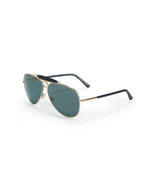 Pink Pony | Metallic Nautical Pilot Sunglasses for Men | Lyst