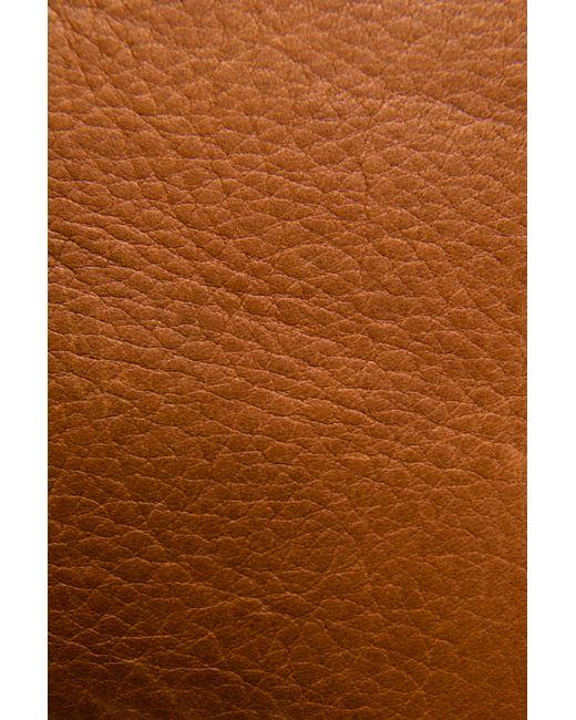 Frye | Brown Jenny Zip Wallet | Lyst