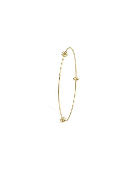 Lagos | Metallic 18k Gold Bangle | Lyst