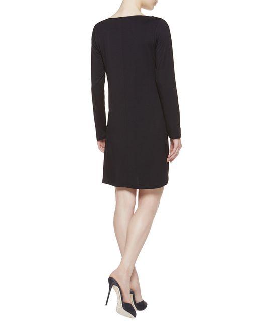 La Perla | Black Night Dress | Lyst