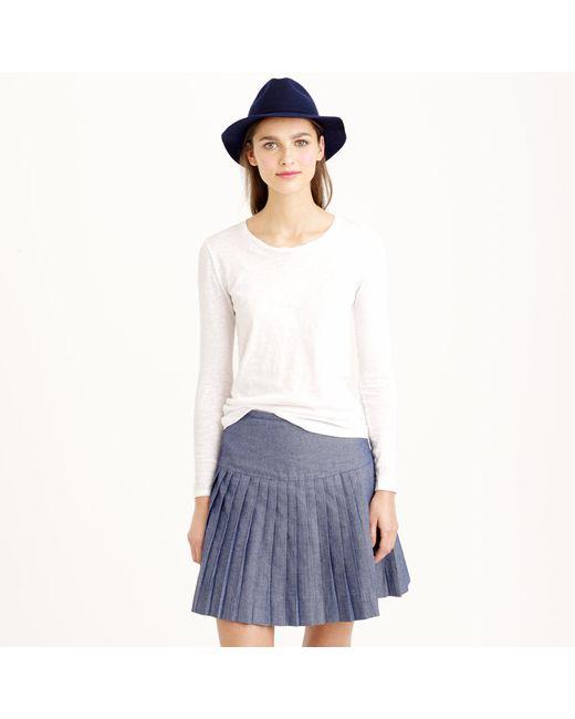 J.Crew | White Vintage Cotton T-shirt | Lyst