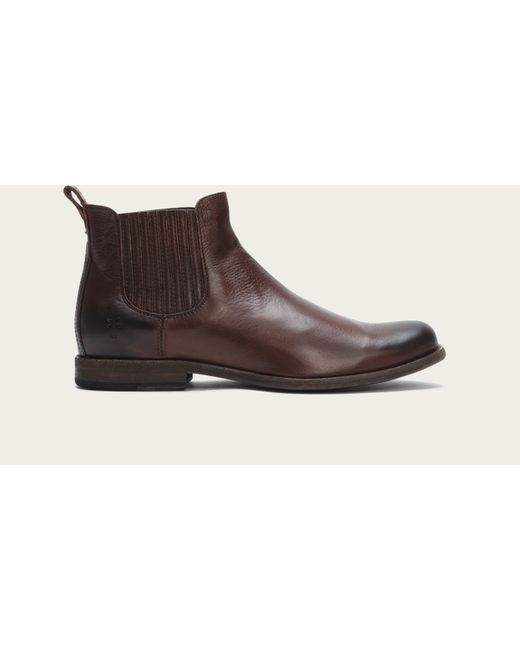 Frye | Brown Phillip Chelsea for Men | Lyst