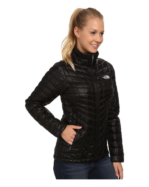 The North Face | Black Thermoball® Jacket | Lyst