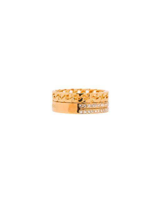 Vita Fede | Metallic Catena Crystal Ring | Lyst