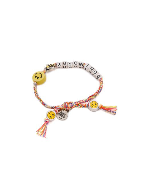 Venessa Arizaga | Metallic Dont Worry Bee Happy Bracelet | Lyst