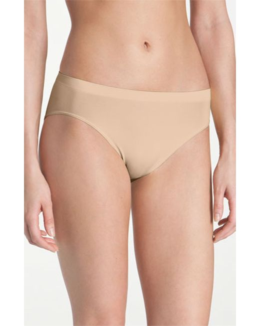 Hanro | Natural 'touch Feeling' High Cut Briefs | Lyst