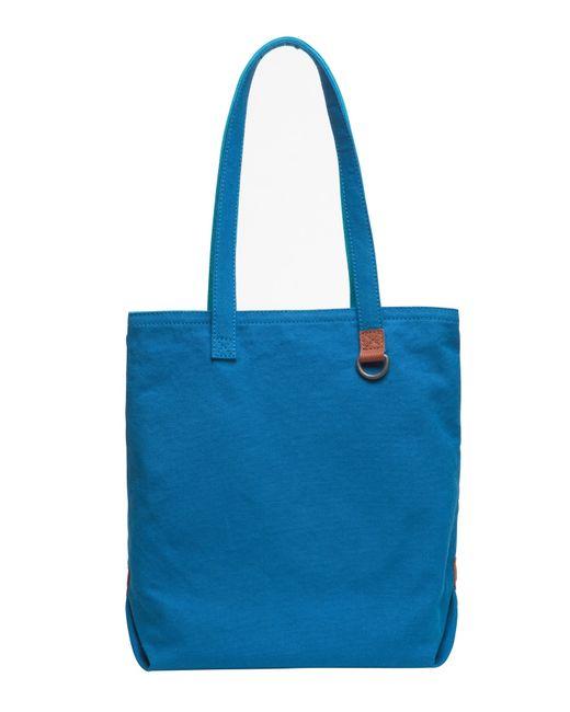 Alternative Apparel   Blue Cotton Shopper Tote Bag   Lyst