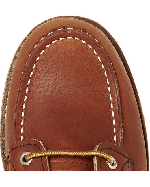 Red Wing   Brown 6 Inch Moc Toe Boot for Men   Lyst