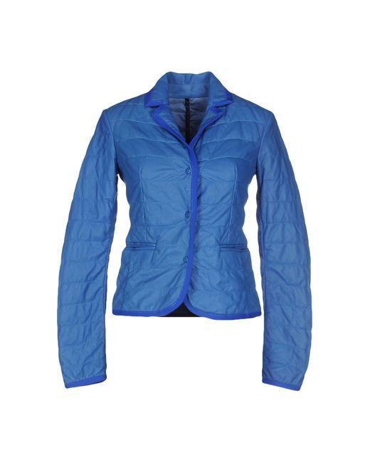 Vintage De Luxe | Blue Blazer | Lyst