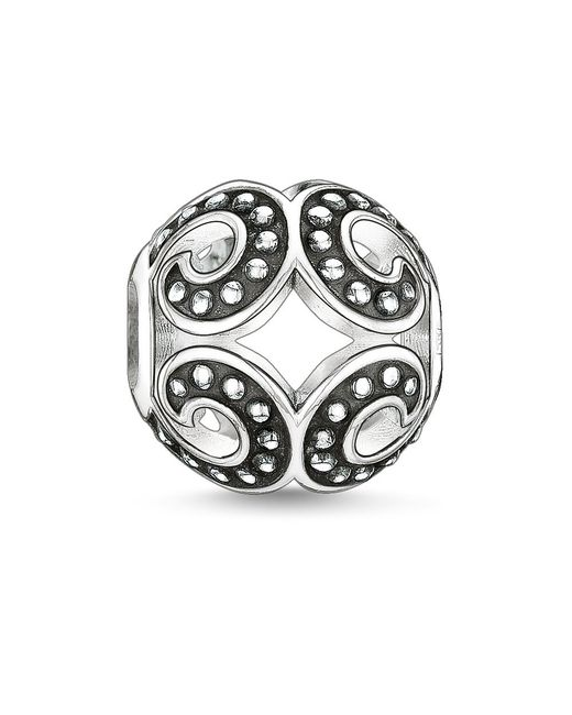 Thomas Sabo | Metallic Karma Bead Powerful Wave | Lyst