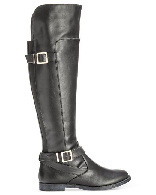 Bella Vita | Black Romy Ii Riding Boots | Lyst