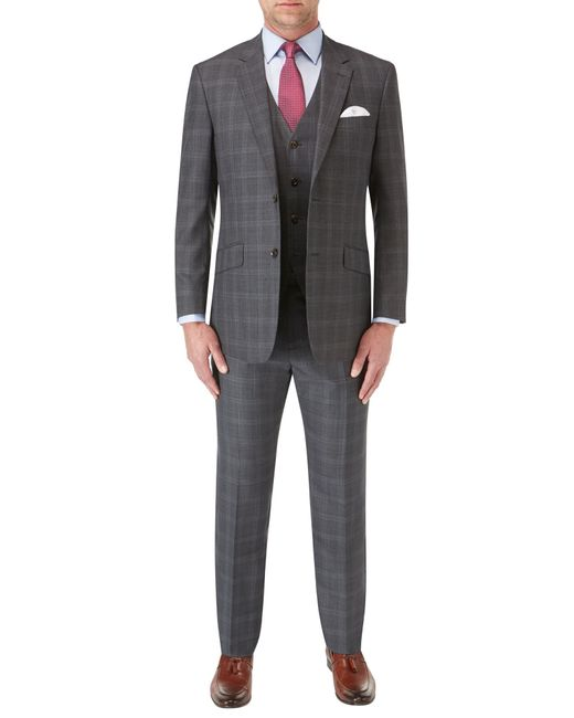 Skopes | Gray Mountjoy Tailored Suit Jacket for Men | Lyst