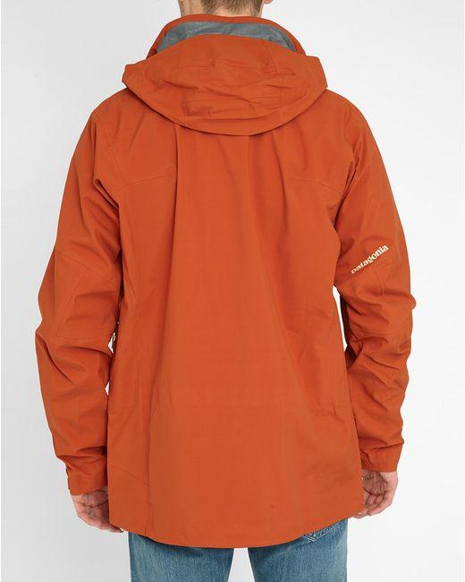 Patagonia Untracked Orange Jacket In Orange For Men