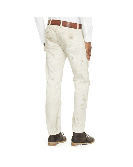Denim & supply ralph lauren Carter Straight-fit Jean in ...